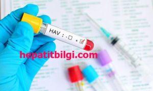 hepatit a belirtileri