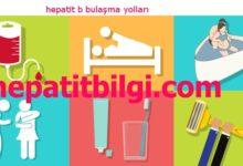 Photo of hepatit b bulaşma yolları