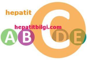 hepatit c tedavisi